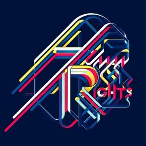 HUMAN RIGHTS HR MAGAZINE - 艺术字体设计