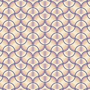 Vector Cercel Patterns Line - 矢量图形设计