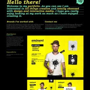 Design Embraced - 网页设计