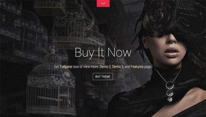 Fullpane – 多功能WordPress响应式视网膜主题 - 任刚 · Ren Gang 世界设计 · 设计世界