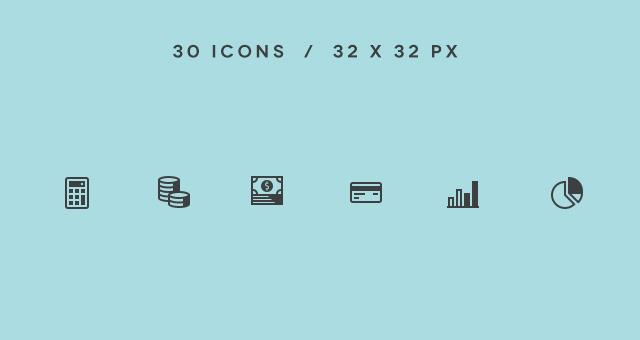 Media Icon Set Vol4 – 多媒体图标设计 - 任刚 · Ren Gang 世界设计 · 设计世界