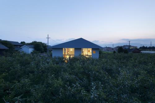 Airhouse 建筑设计事务所的建筑设计案例 – 日本岐阜 House in Ohno