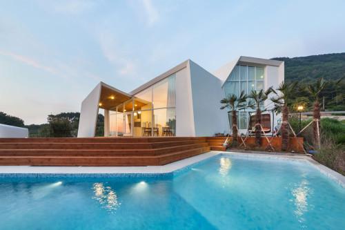 韩国建筑设计师 Atelier Chang 的建筑设计案例 – Knot House