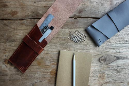 POSH-PROJECTS 的文具盒产品设计案例 Pen Case