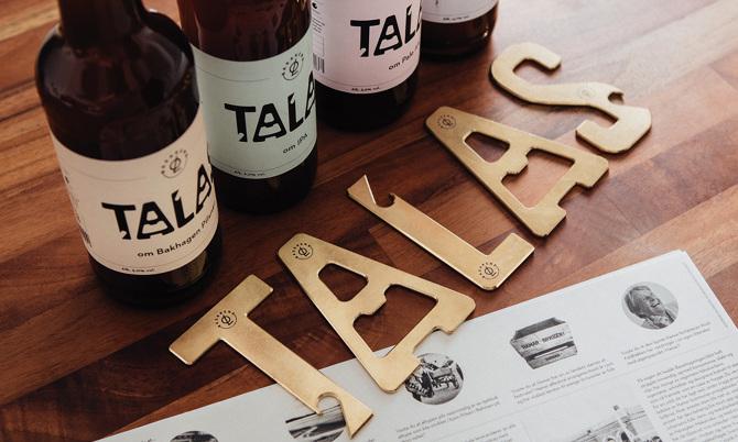 Talas 产品品牌形象视觉设计 – 国外品牌设计案例精选