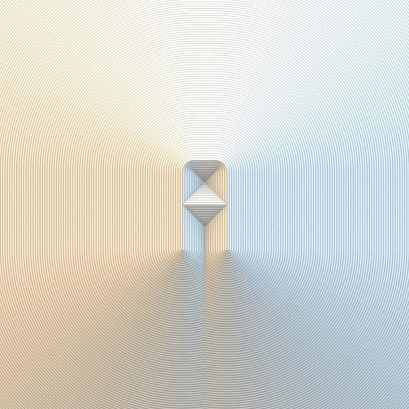 韩国设计师 Cheolhong Kim 的实验字体设计作品欣赏