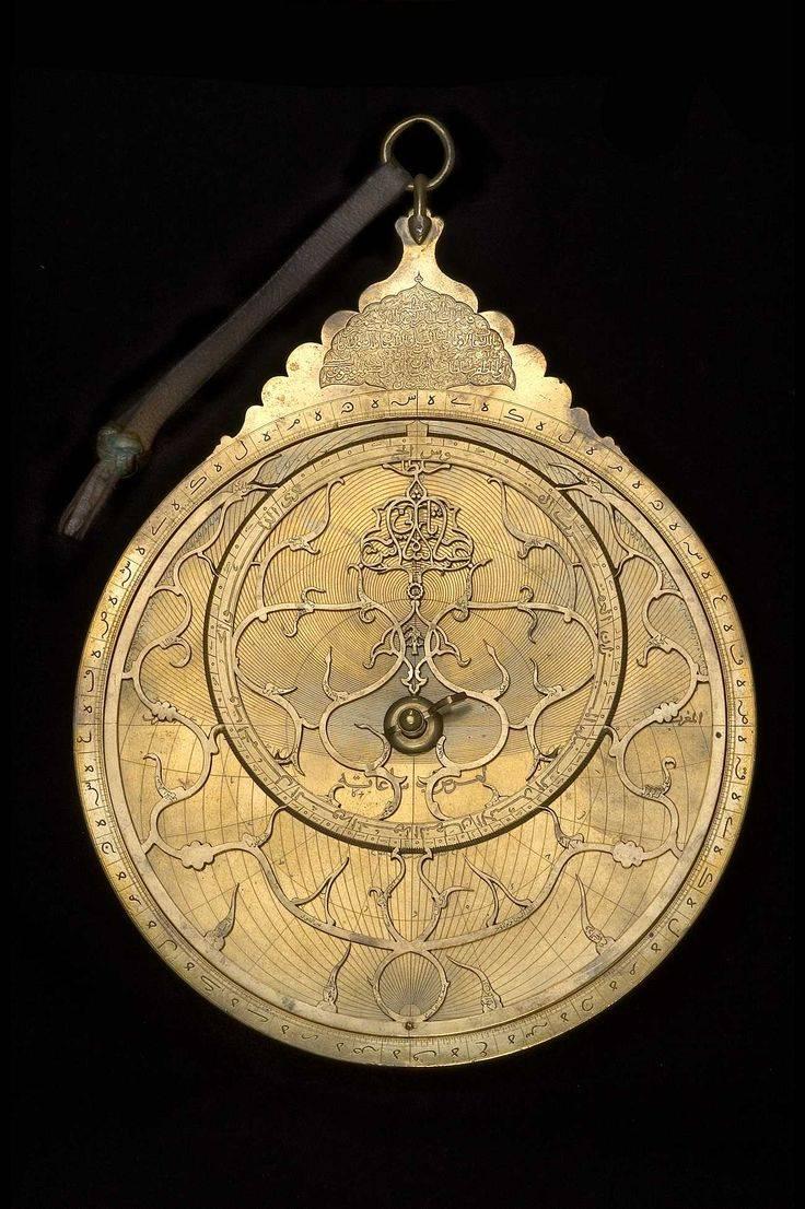 伊斯兰风格 Astrolabe 星盘