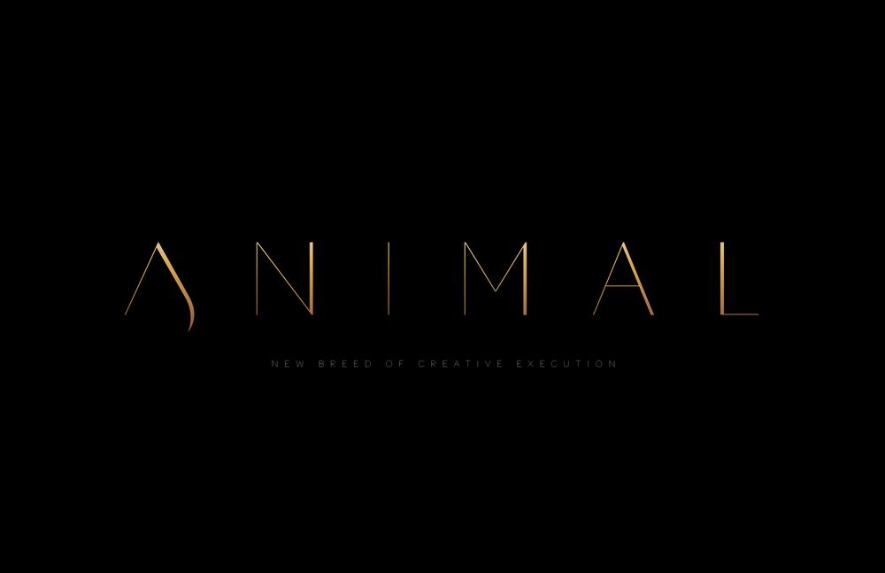 国外标志设计案例精选 – Animal Studios 品牌标志设计