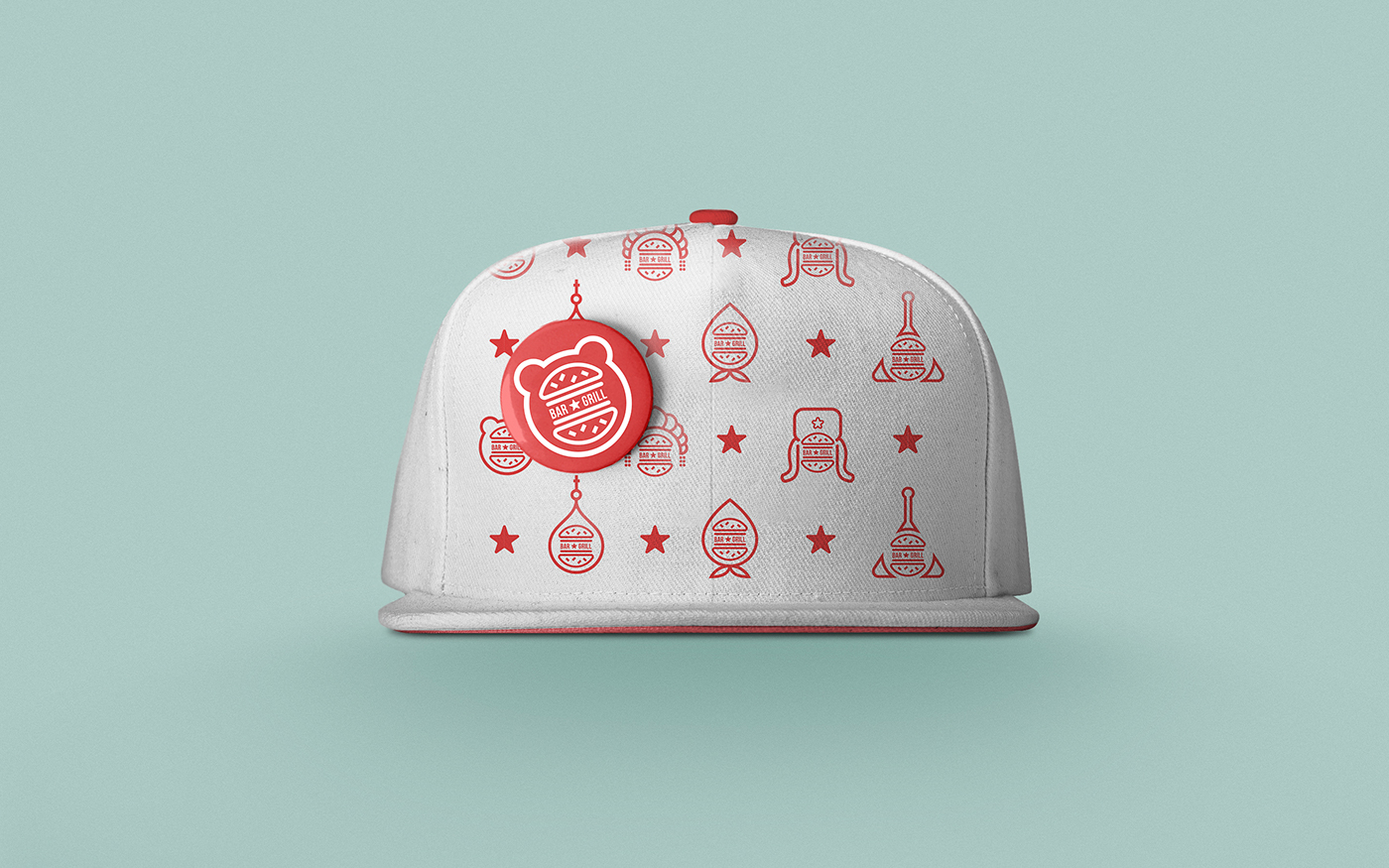 MOSBURG. Bar & Grill 品牌设计 – 国外品牌设计案例精选 - 任刚 · Ren Gang 世界设计 · 设计世界