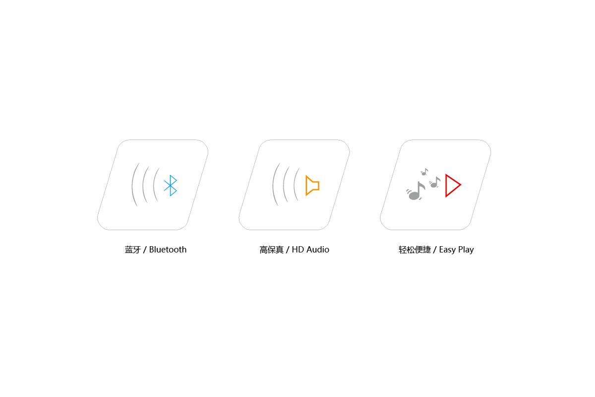 便携式蓝牙音箱品牌 Cone 标识设计 设计师任刚 (1)