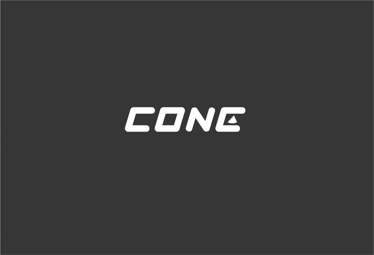 便携式蓝牙音箱品牌 Cone 标识设计 设计师任刚 (6)