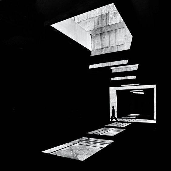 摄影师 Serge Najjar 的建筑光影艺术摄影作品。 - 任刚 · Ren Gang 世界设计 · 设计世界