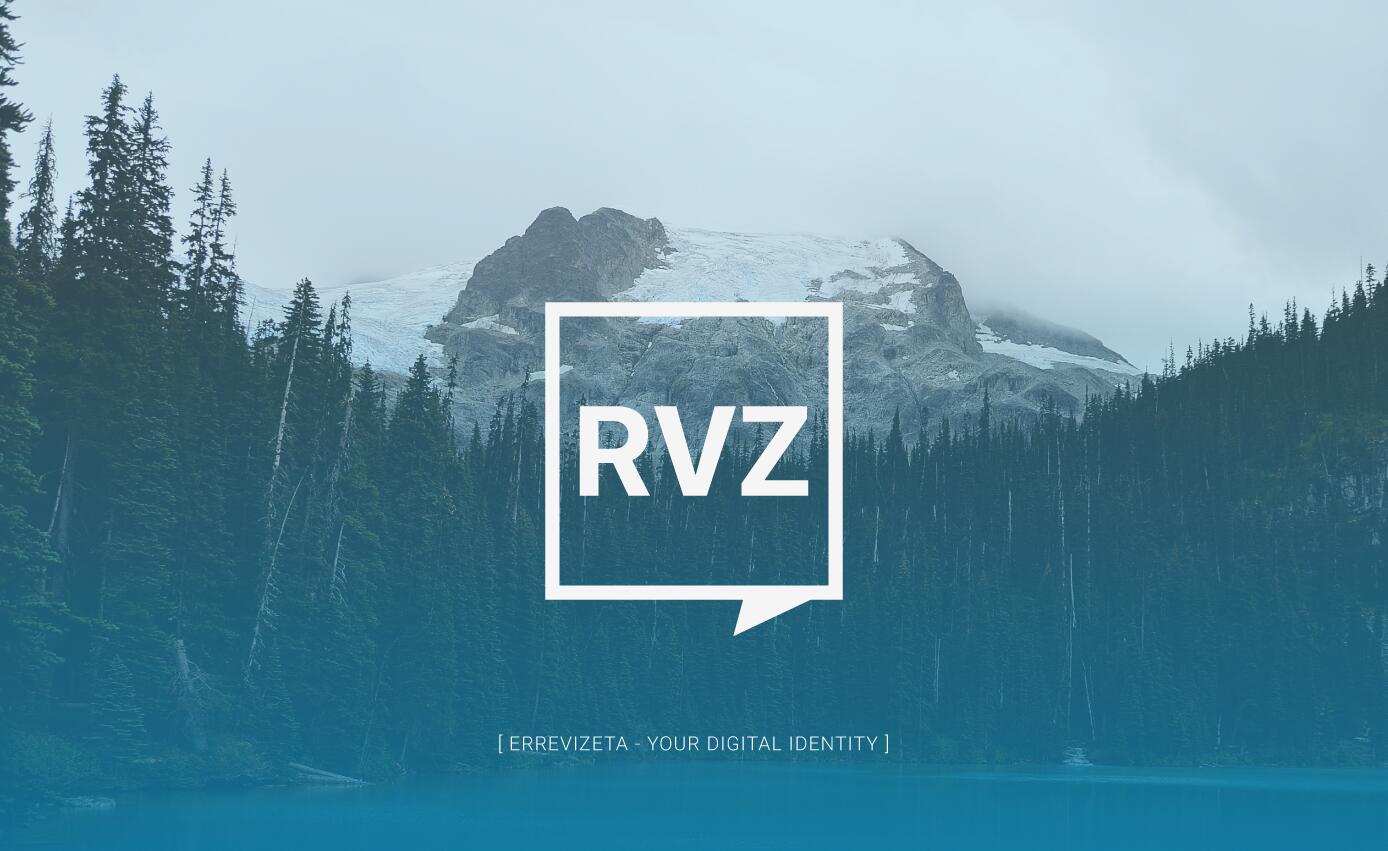 Branding & Web – RVZ 品牌VIS设计欣赏,所属行业类别:IT、电子、通讯网络。