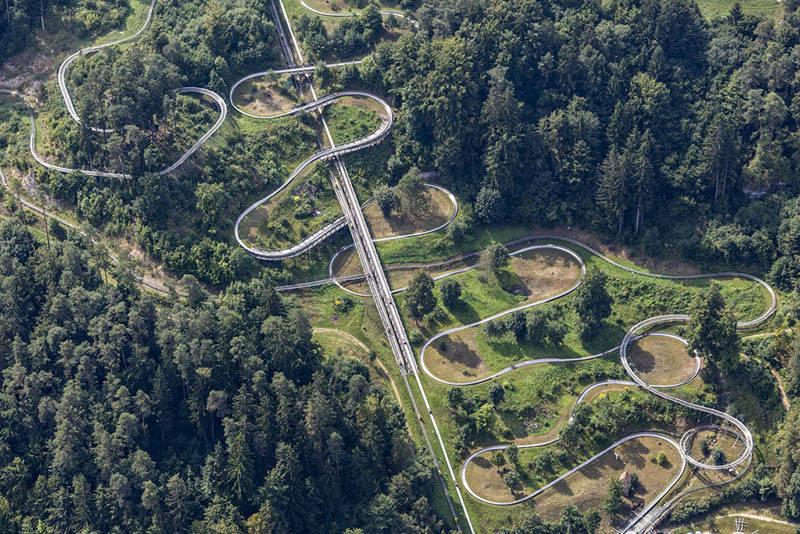 德国影师Klaus Leidorf航拍摄影作品欣赏 - 空中考古学 - 任刚 · Ren Gang 世界设计 · 设计世界