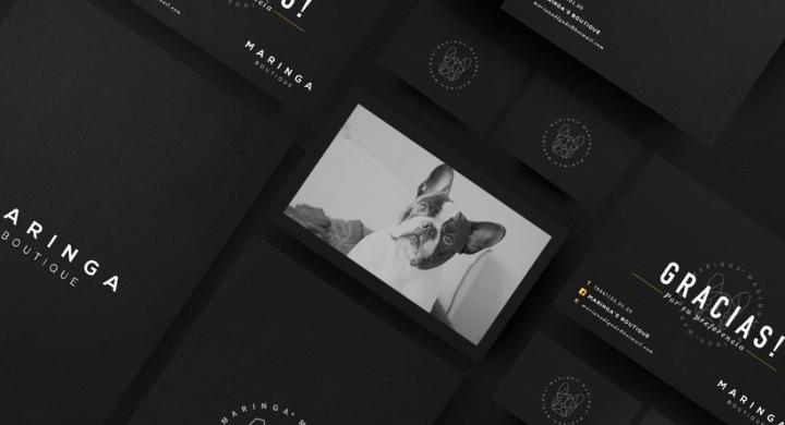 Maringa 品牌设计品牌VIS设计 - 文化、艺术、出版、印刷 任刚 整理 (3)