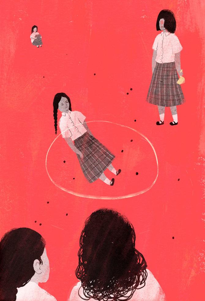 插画 Colleentigheart插画作品欣赏 刚子 任刚 分享设计 (18)