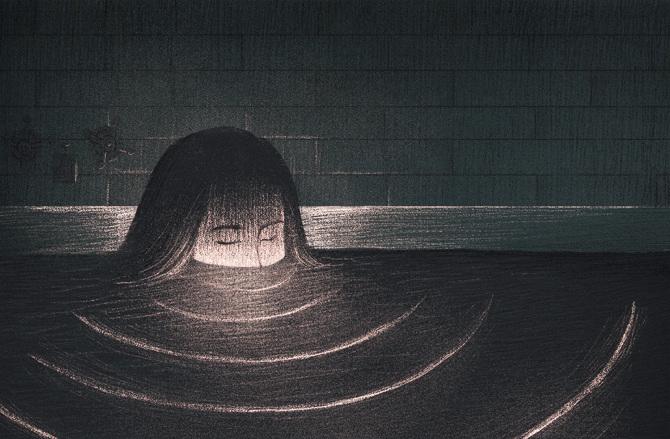 插画 Colleentigheart插画作品欣赏 刚子 任刚 分享设计 (28)