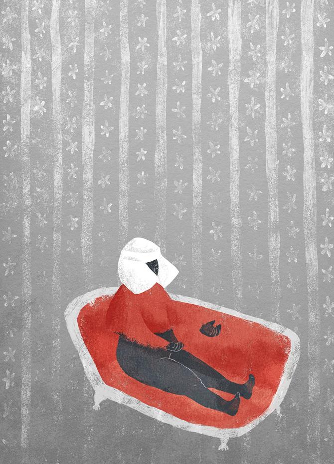 插画 Colleentigheart插画作品欣赏 刚子 任刚 分享设计 (38)