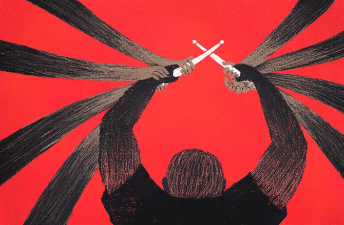插画 Colleentigheart插画作品欣赏 刚子 任刚 分享设计 (41)