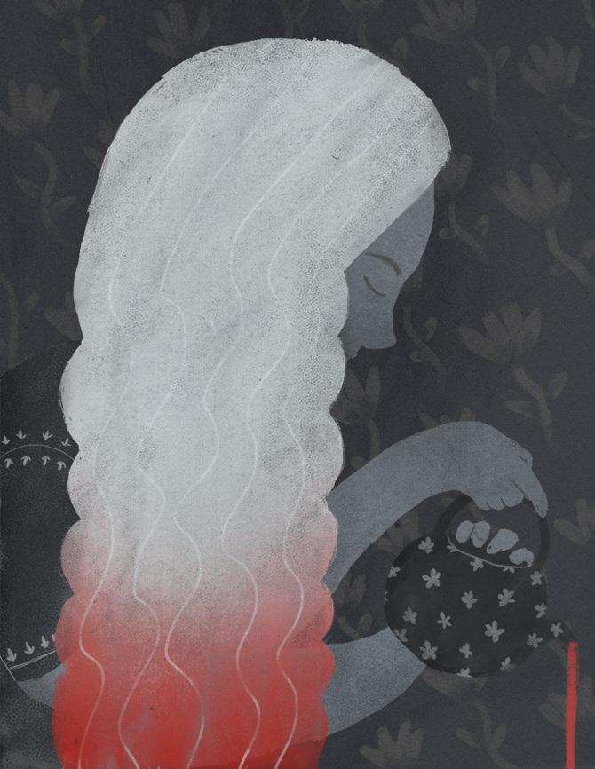 插画 Colleentigheart插画作品欣赏 刚子 任刚 分享设计 (44)