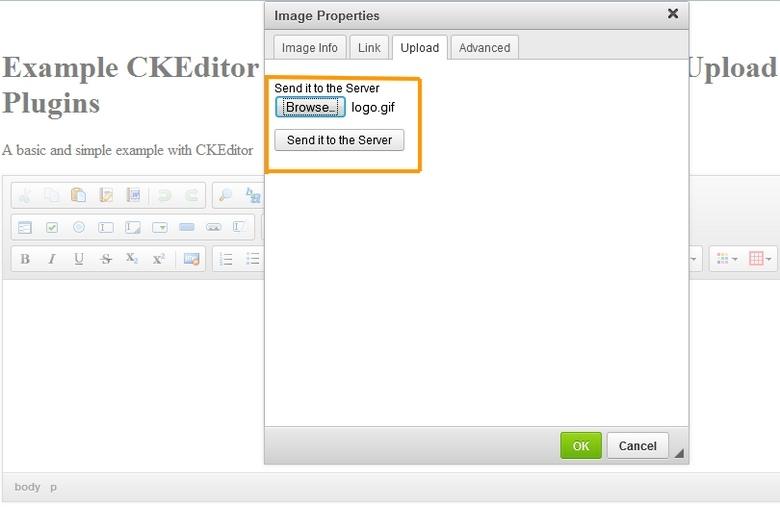 CkEditor 图片与音频上传插件 Image and Audio Uploader For CkEditor(PHP) - 任刚 · Ren Gang 世界设计 · 设计世界