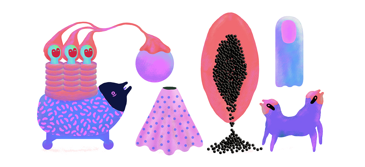 国外优秀动漫插画作品欣赏 – Henrique Campe?,所属类别:动漫、插画、插图 - 任刚 · Ren Gang 世界设计 · 设计世界