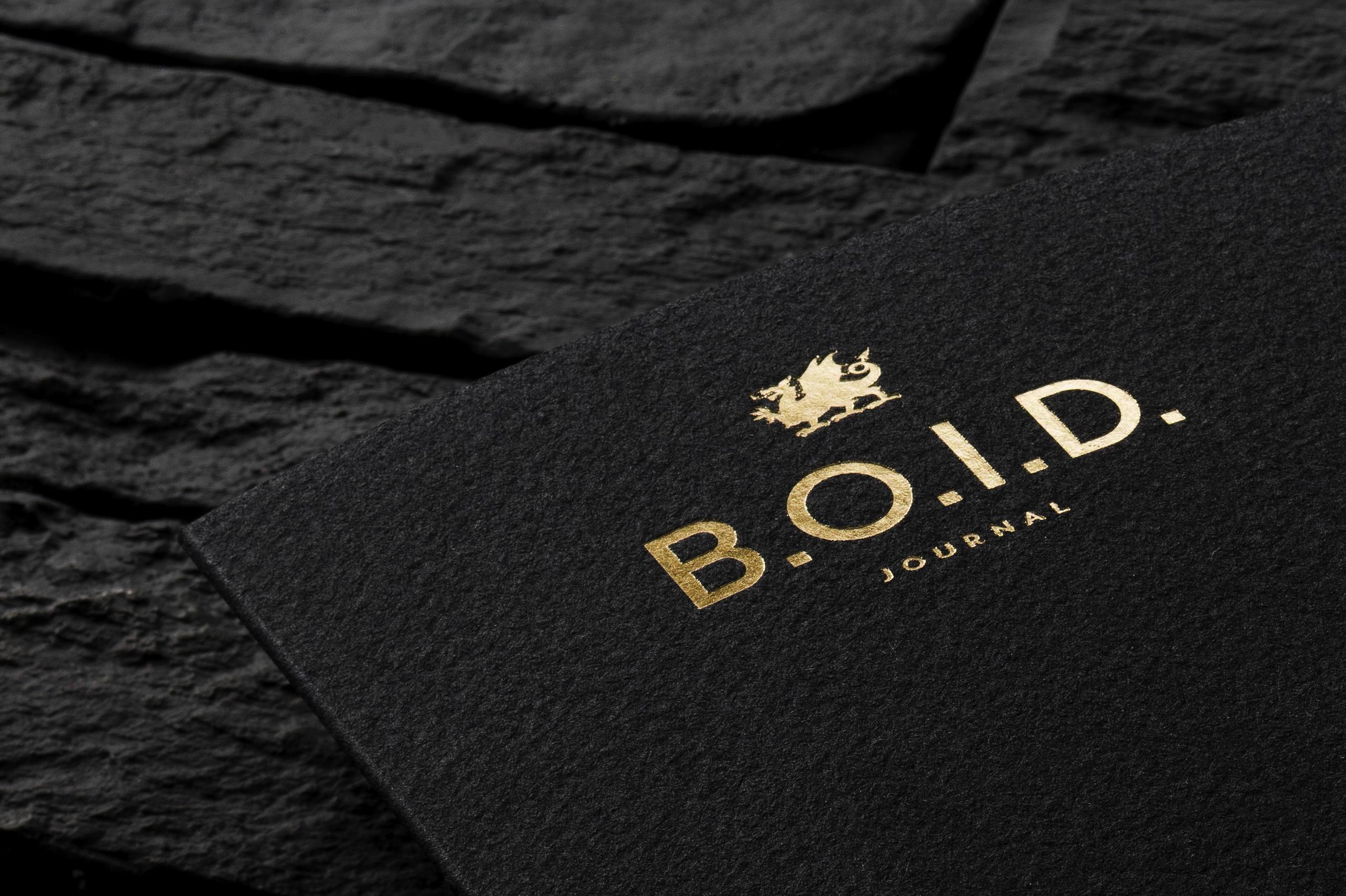 在线杂志品牌 B.O.I.D. 品牌视觉形象设计欣赏,所属类别:品牌设计、文化、艺术、出版、印刷