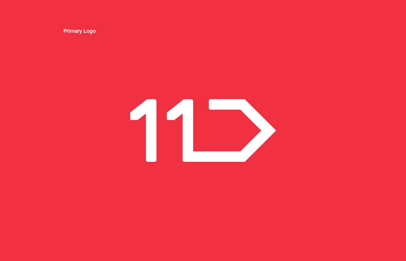 十一街(11STREET)电子商务品牌视觉识别系统设计欣赏,所属类别:VIS、互联网、电商、APP、电子通讯