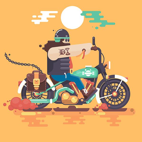 Dmitry Novitskiy 插画设计欣赏合集 – 国外插画设计作品欣赏
