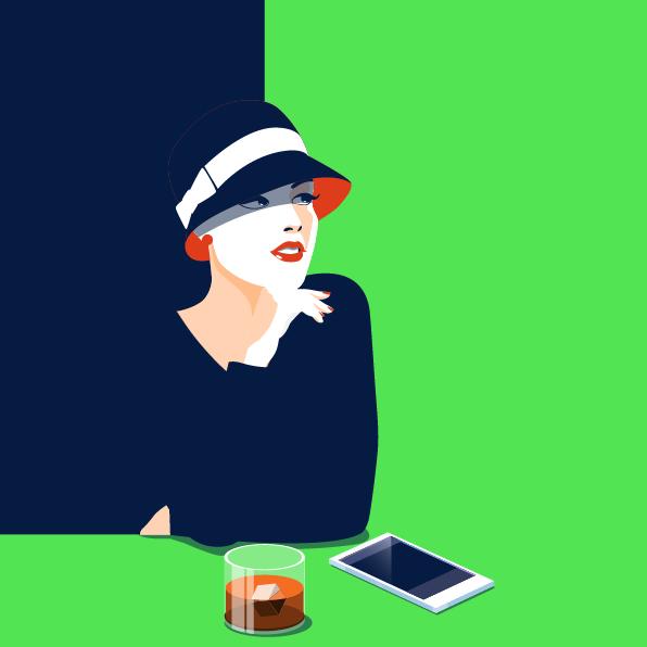 插画动漫 作品集 Dmitry Novitskiy 插画作品集 任刚 分享插画设计 (4)