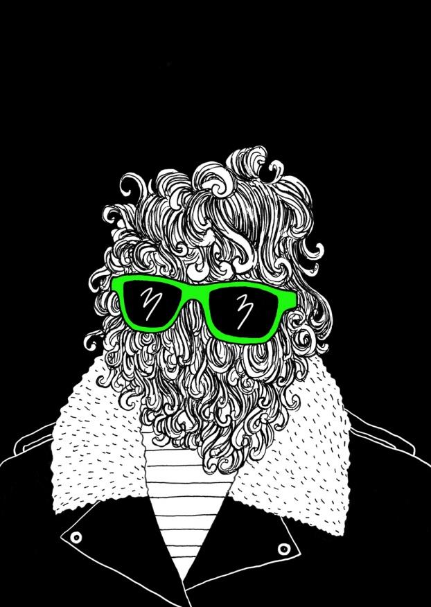 韩国插画设计师 Yoyo 的插画作品欣赏 – 国外手绘插画案例精选