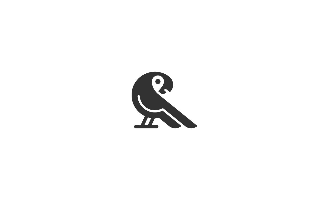 动物标志 Animal Logos 设计欣赏,搜集来源:Behance,所属类别:LOGO、标志、标识、商标 - 任刚 · Ren Gang 世界设计 · 设计世界