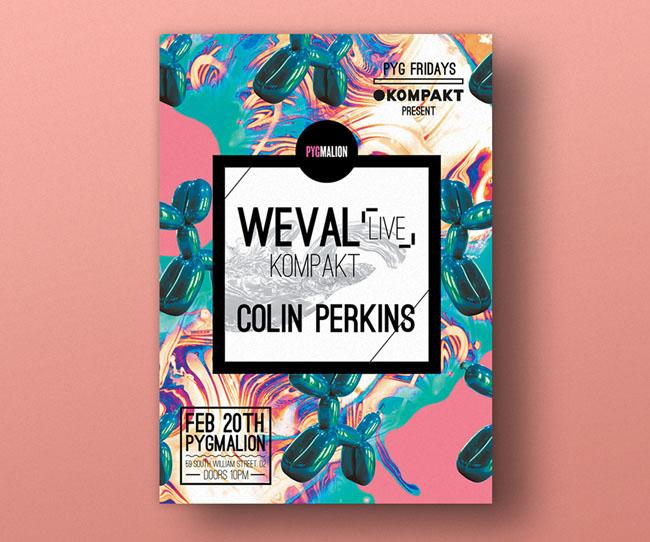 Magda Cwik 海报设计作品欣赏,所属类别:海报、Poster、平面设计 - 任刚 · Ren Gang 世界设计 · 设计世界