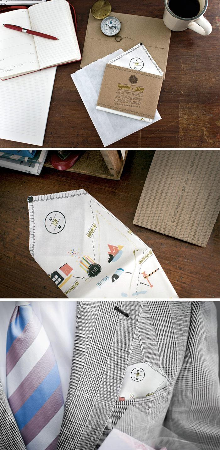 任刚 Ren Gang 整理分享 世界设计 设计世界 Invitation Cards – 有点创意的邀请函 – 国外邀请函设计案例精选