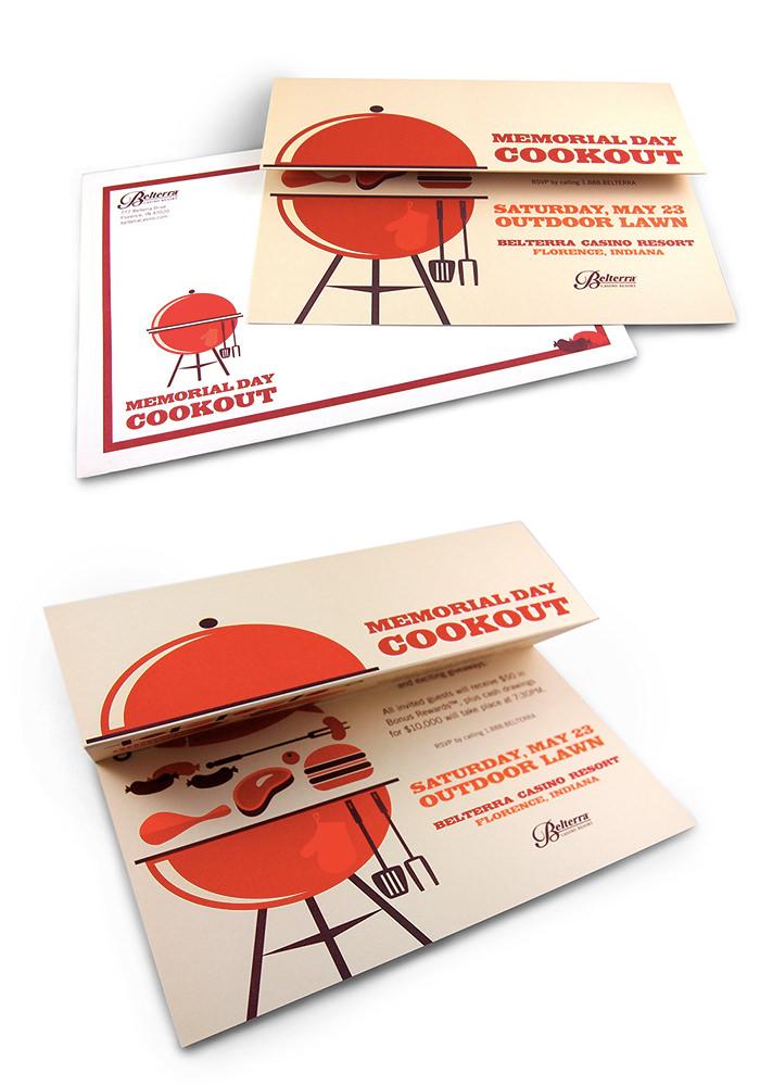 Invitation Cards – 有点创意的邀请函 – 国外邀请函设计案例精选 - 任刚 · Ren Gang 世界设计 · 设计世界