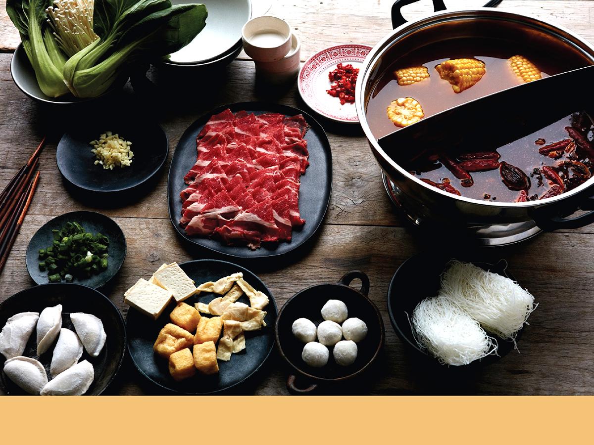 任刚 Ren Gang 整理分享 世界设计 设计世界 一直涮(YiZhiShuan.com)- 餐饮(火锅)品牌LOGO设计