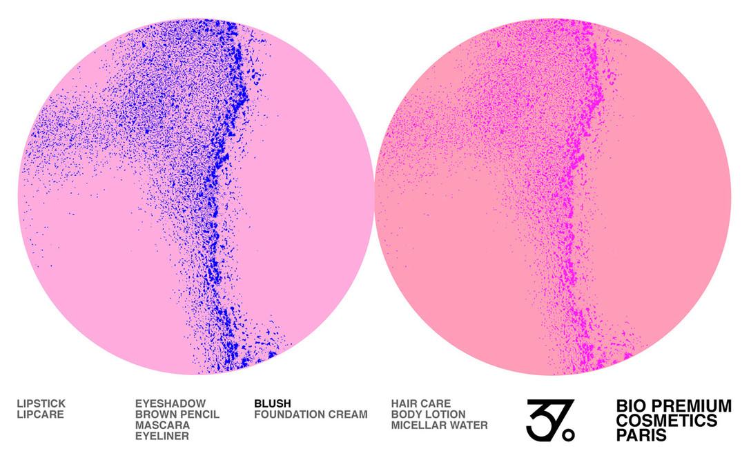 任刚 Ren Gang 整理分享 世界设计 设计世界 香水品牌VIS视觉识别系统设计欣赏 – 37 Bio Premium cosmetics Paris