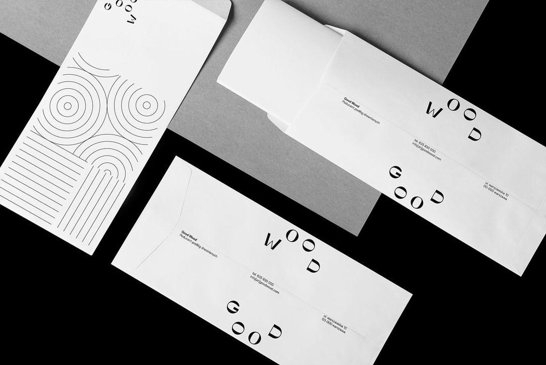 任刚 Ren Gang 整理分享 世界设计 设计世界 Good Wood Branding VIS视觉识别系统设计欣赏,所属类别:建材、贸易、零售、商业