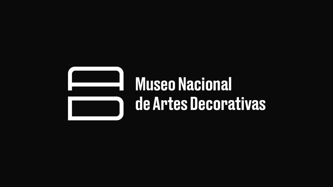 任刚 Ren Gang 整理分享 世界设计 设计世界 VIS设计/文化、艺术、出版、印刷、影视 – Museo Nacional de Artes Decorativas 视觉识别系统设计欣赏