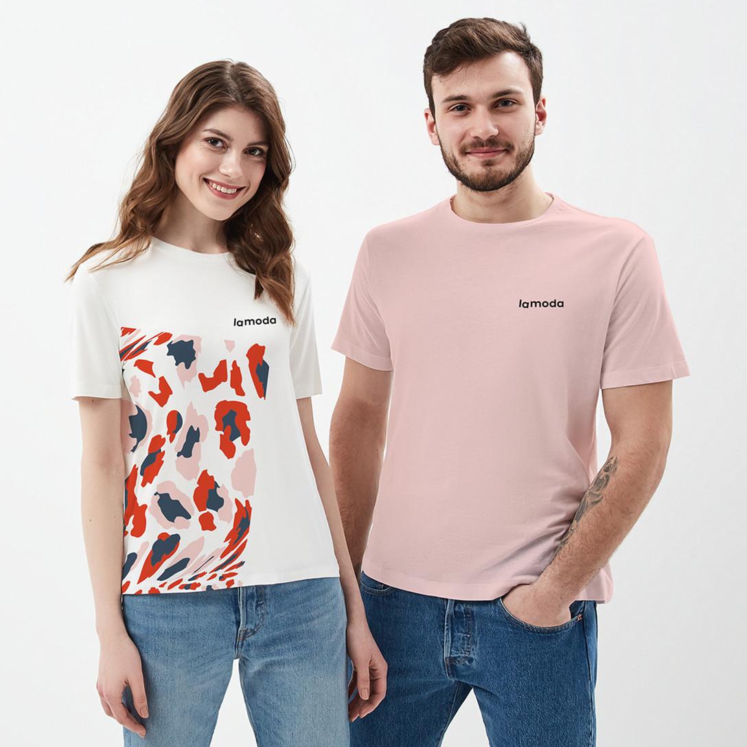 任刚 Ren Gang 整理分享 世界设计 设计世界 在线时尚零售商 lamoda  VIS视觉识别系统设计欣赏,所属类别:贸易、零售、商业中心
