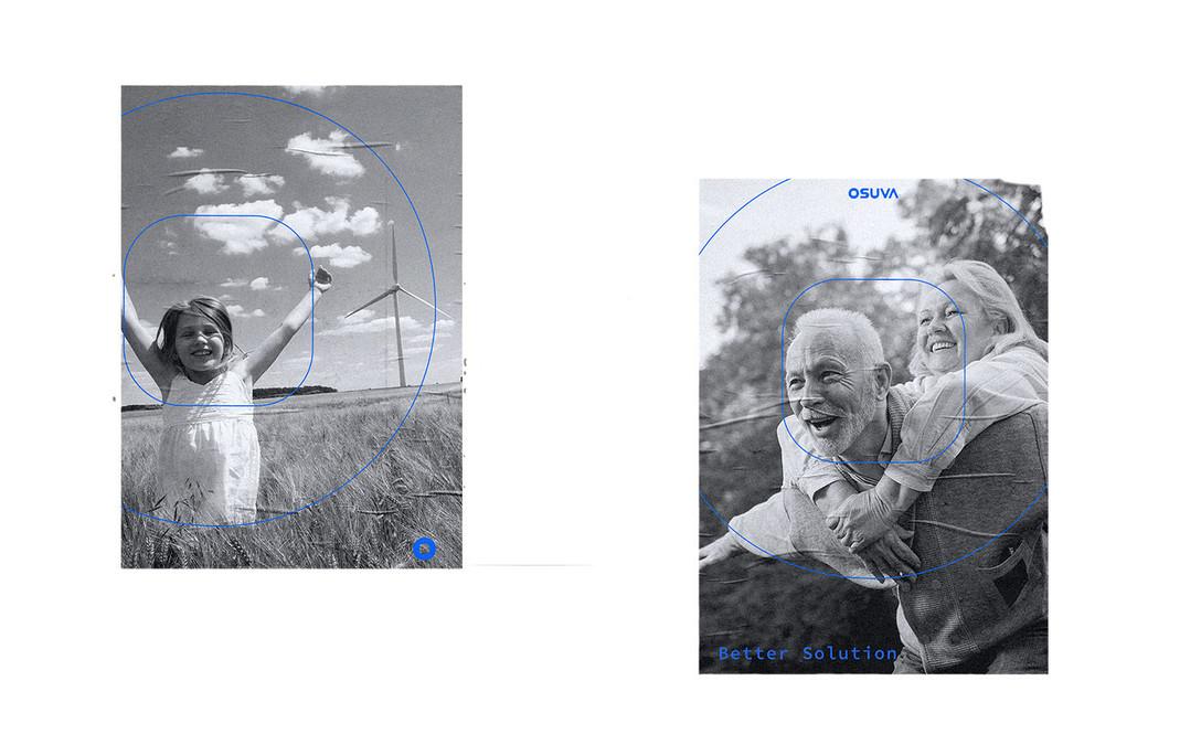 互联网、电商、APP、电子、通讯、IT品牌视觉识别系统VIS设计欣赏 – Osuva Visual Identity - 任刚 · Ren Gang 世界设计 · 设计世界
