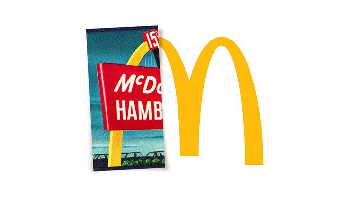 任刚 Ren Gang 整理分享 世界设计 设计世界 餐饮、休闲、食品品牌巨头麦当劳(McDonald)视觉识别系统再设计欣赏