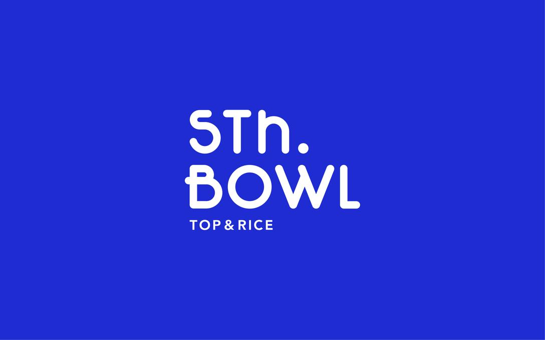 苏州餐饮品牌 Sth. Bowl 品牌视觉识别系统VIS设计欣赏