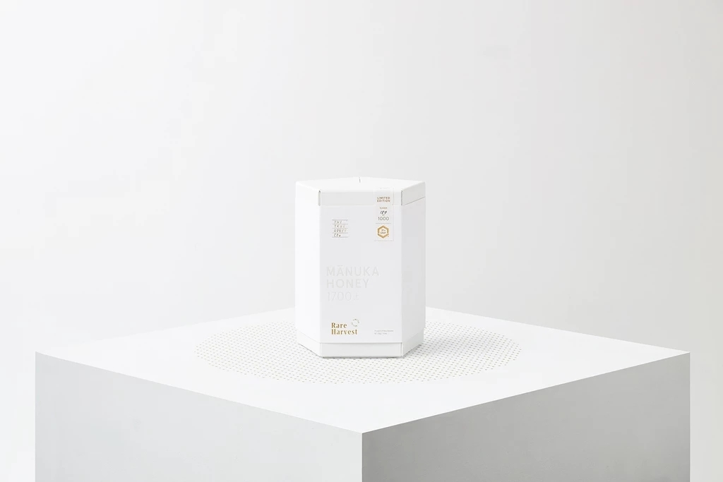 Rare Harvest 创意蜂蜜包装设计欣赏 – The True Honey Co. - 任刚 · Ren Gang 世界设计 · 设计世界