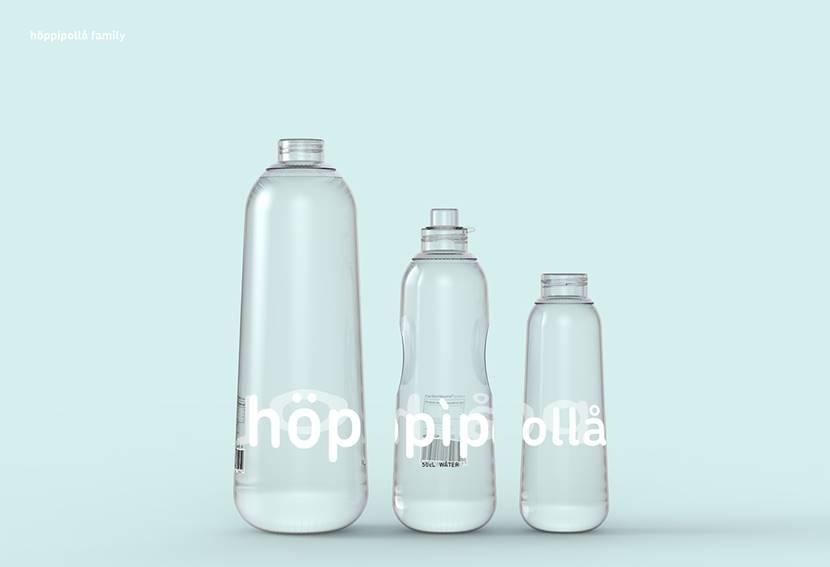 HOPPIPOLA品牌视觉识别系统及包装设计欣赏 - 任刚 · Ren Gang 世界设计 · 设计世界