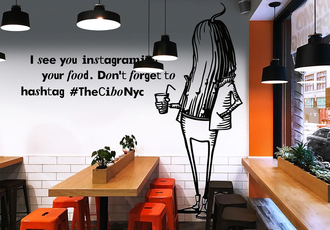 TheCibo – 快餐品牌视觉识别系统设计欣赏 - 任刚 · Ren Gang 世界设计 · 设计世界