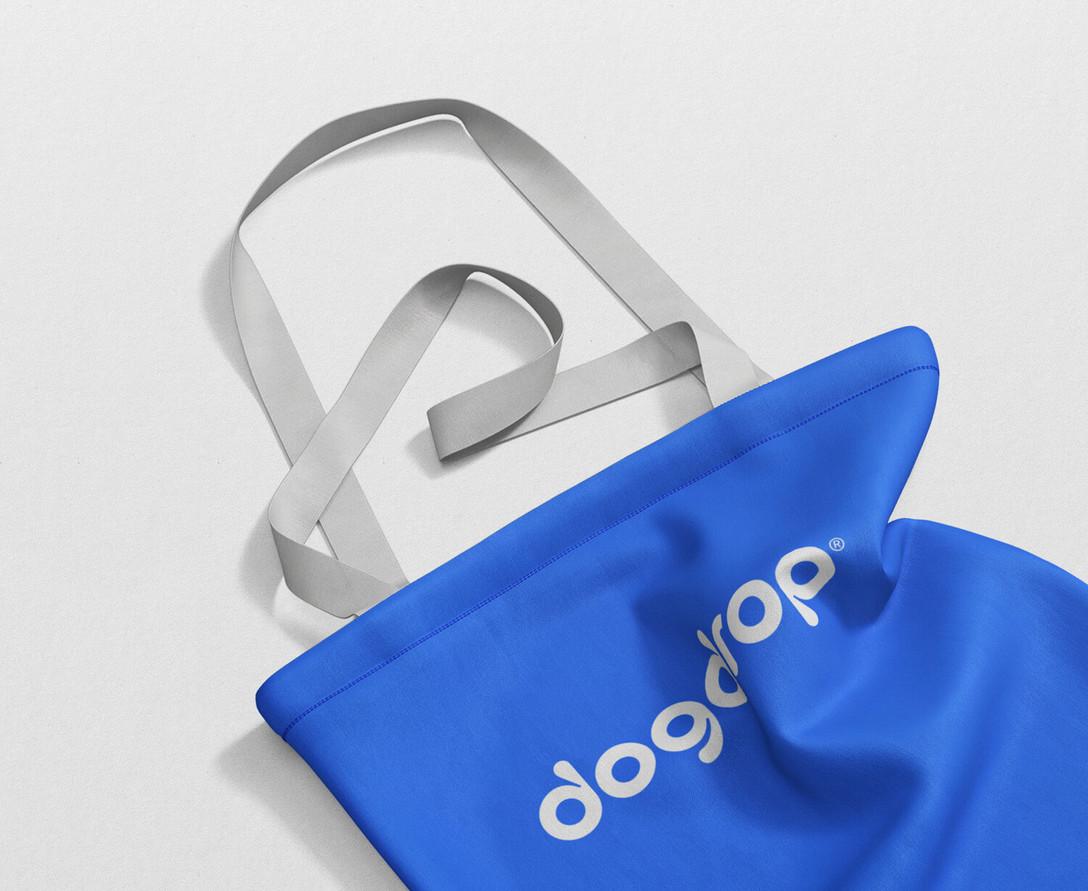 Dogdrop 宠物VIS品牌视觉识别系统设计欣赏 - 任刚 · Ren Gang 世界设计 · 设计世界
